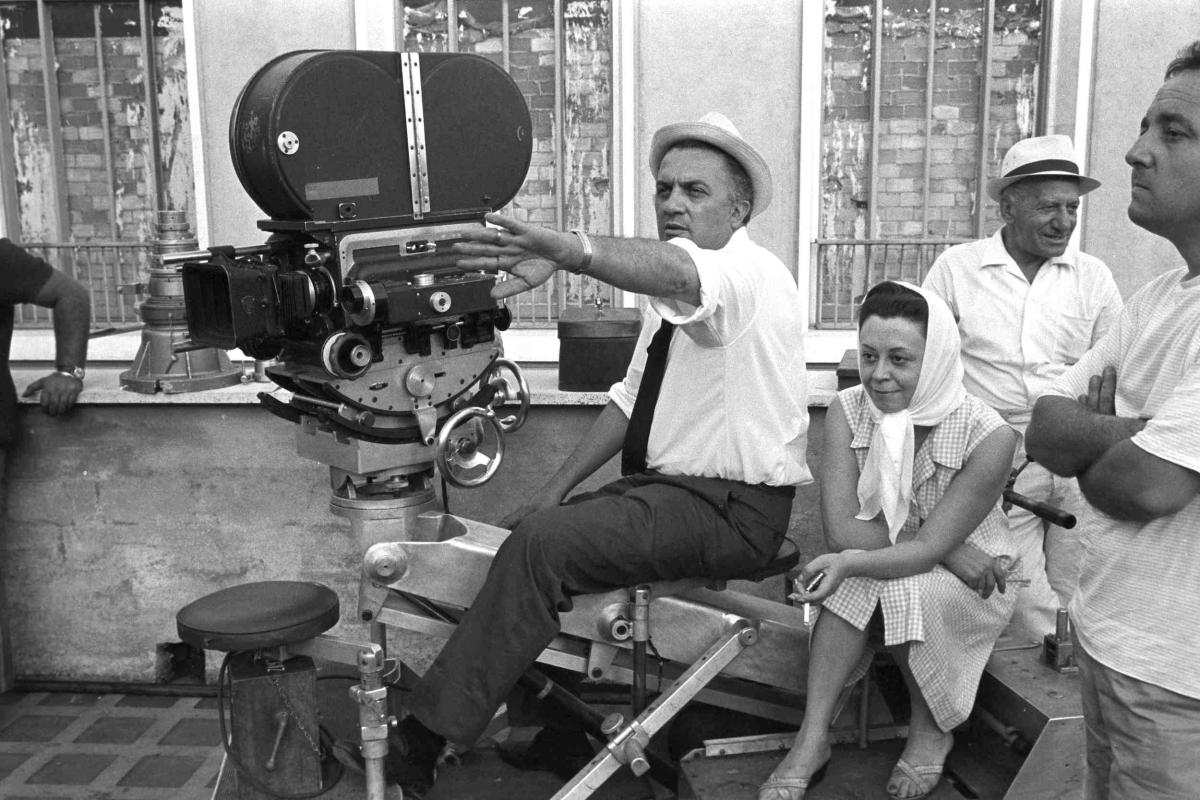 Happy Birthday to... Federico Fellini