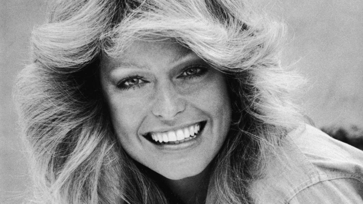 Happy Birthday to... Farrah Fawcett